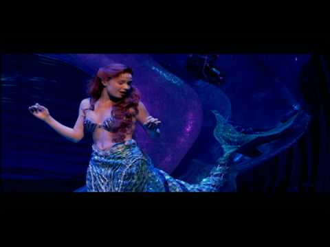 """""""Part of Your World""""  from Disney's THE LITTLE MERMAID on Broadway"""