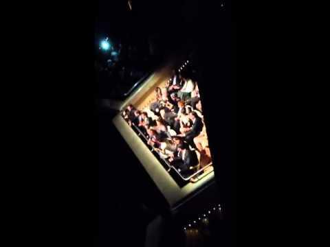 Standing ovation for Peter Webber :: Emperor September 14 2012
