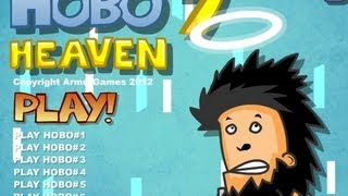 Hobo 7 -- Heaven Walkthrough
