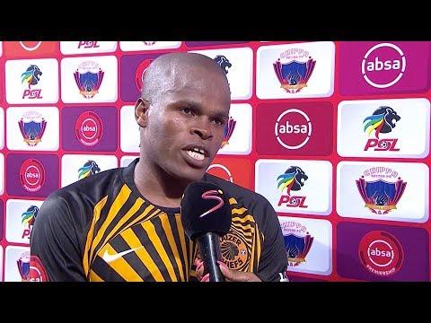 Absa Premiership   Chippa United v Kaizer Chiefs   Post-match interview with Willard Katsande