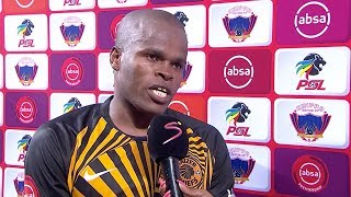 Absa Premiership | Chippa United v Kaizer Chiefs | Post-match interview with Willard Katsande