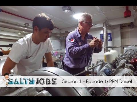 Salty Jobs - Ep. 1: RPM Diesel Engine Company