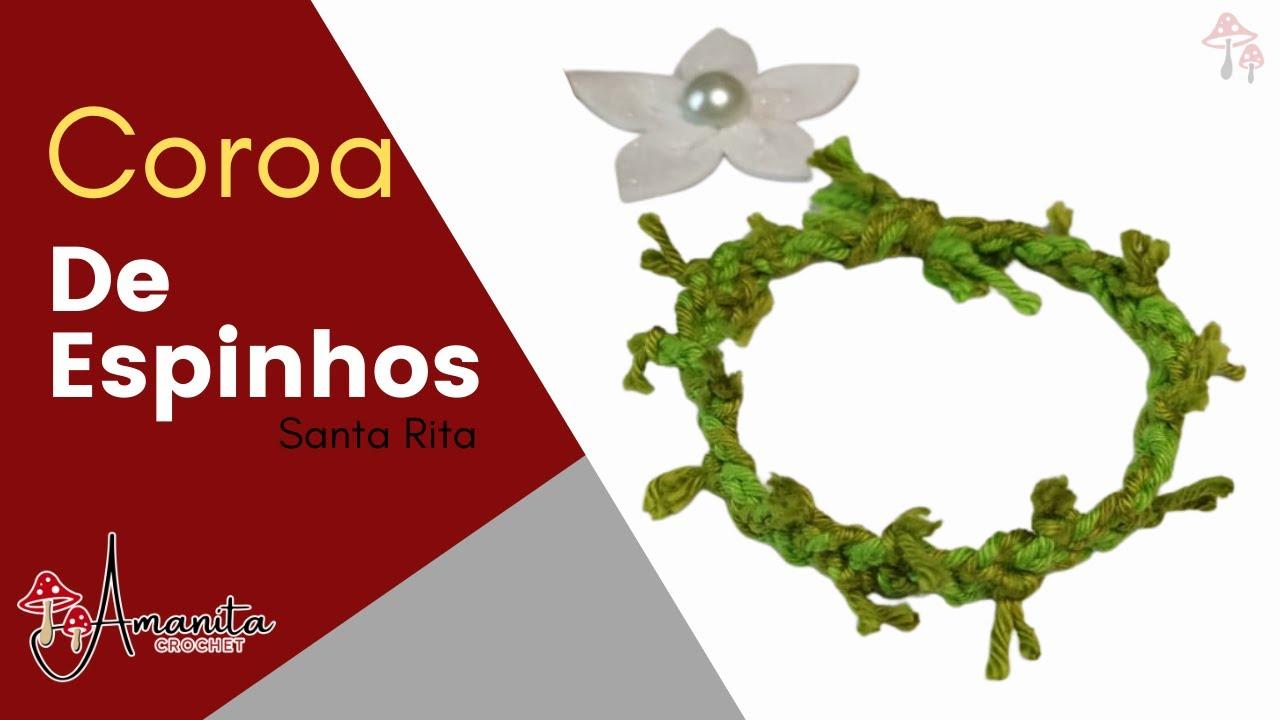 Santa Rita Amigurumi no Elo7 | Tomita Art Store (B3D855) | 720x1280