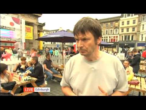 Ian Rankin on life, death and Scotland