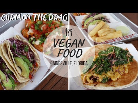 Vegan Food | Gainesville, FL | Curia On The Drag