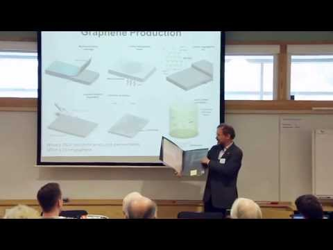 Jari Kinaret - Graphene and the opportunities it offers