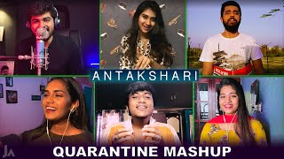 Quarantine Mashup | Antakshari | Joshua Aaron ft Nithyashree,Srinisha,Aajeedh,Ahmed Meeran,Aishwerya