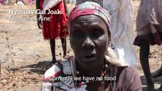 Facing Famine in South Sudan