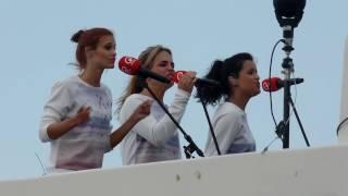 k3 bij het q music beachhouse 18 08 2016 1