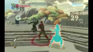 Legend of Korra videogame: Chapter 3 (Extreme difficulty)