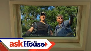 How to Replace a Skylight | Ask This Old House