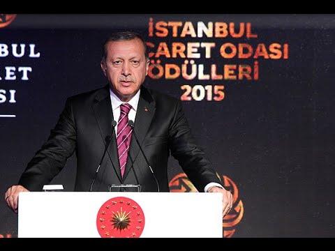 İstanbul Ticaret Odası Ödül Töreni