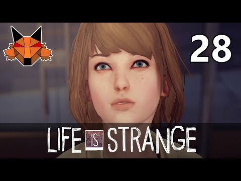 Let's Play Life is Strange Part 28 - Zeitgeist Gallery