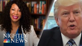 Ex-Campaign Aide Alleges President Donald Trump Kissed Her Without Consent | NBC Nightly News