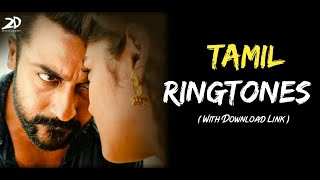 Top 5 Tamil Ringtones 2020 || ( Download Link 👇)