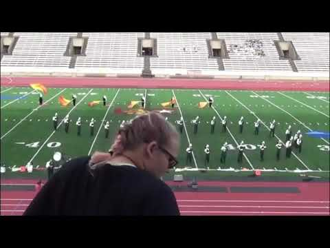 """Paden City High School Marching Band 2019 """"Unsettled"""" West Virginia Marching Band Invitational"""
