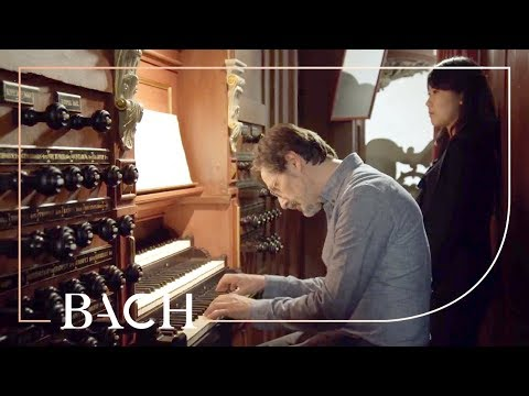 Bach - Prelude and fugue in D minor BWV 539 - Smits | Netherlands Bach Society