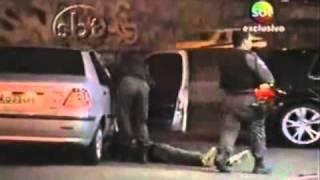 policia executa Bandidos