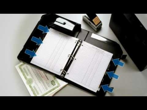 Corporate Minute Book, Corporate Seal and Share Certificates