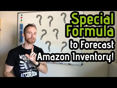 How to Forecast How Much Inventory to Buy for Your Amazon and eBay Products