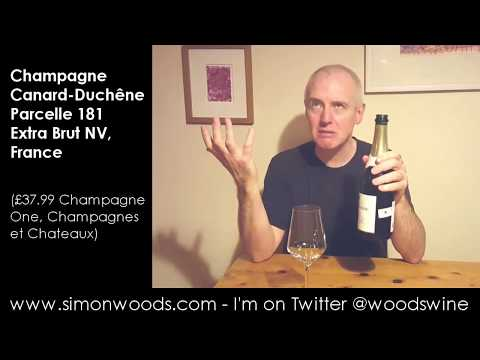 Wine Tasting with Simon Woods: Champagne Canard Duchêne Parcelle 181 Extra Brut NV, France