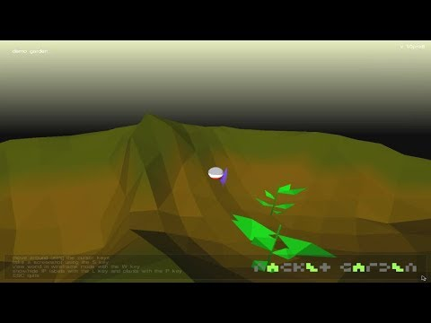 Packet Garden (Windows game 2006)