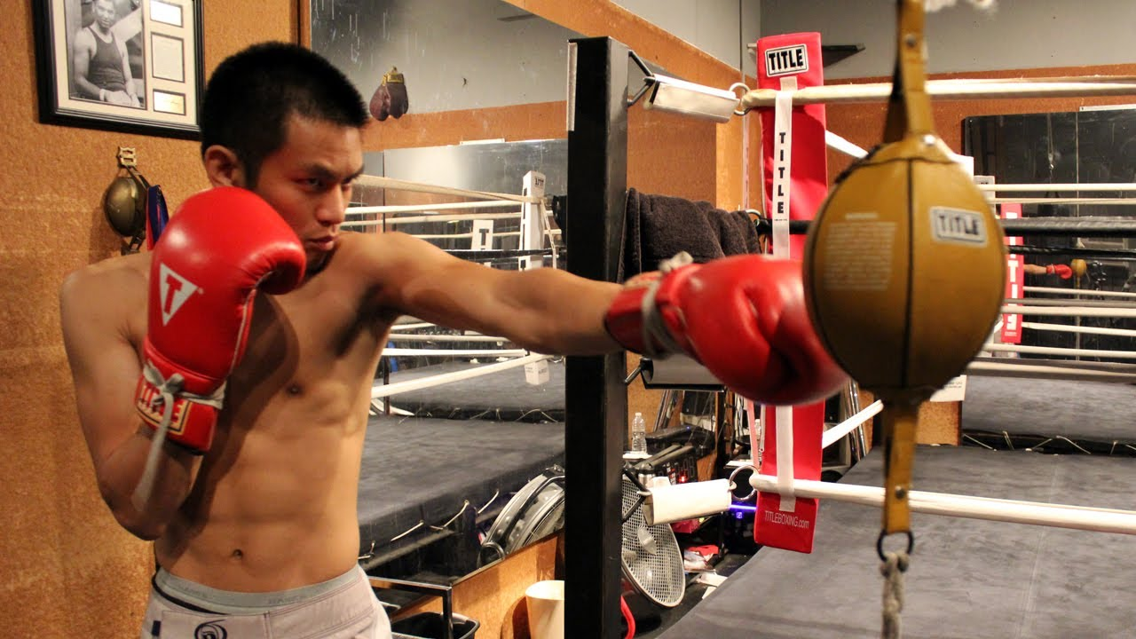 How To Hit A Double End Bag
