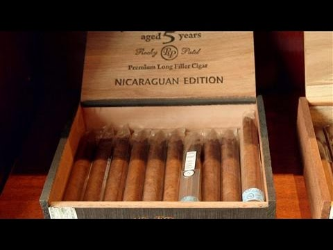 Looking for a Cuban Cigar? Try a Nicaraguan