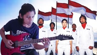 Cokelat - Bendera Versi Metal Guitar Cover By Mr. Jom