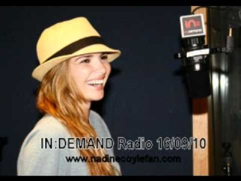 Nadine Coyle - IN:DEMAND radio interview 16.09.10