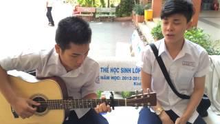 Gạt đi nước mắt       cover by :Hữu Trường / Guitar by : Trung Hiếu