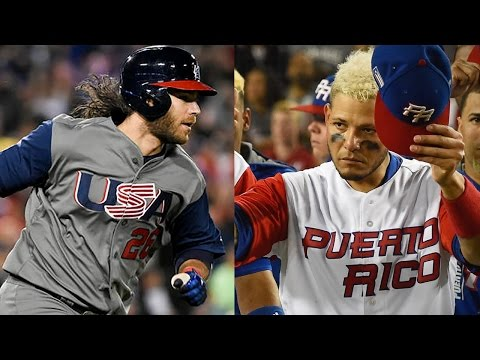 SHOTS FIRED! Team USA DISSES Puerto Rico at the WBC