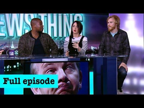 Countdown to Trumpageddon (Full Episode: 5th Nov 2016) - News Thing