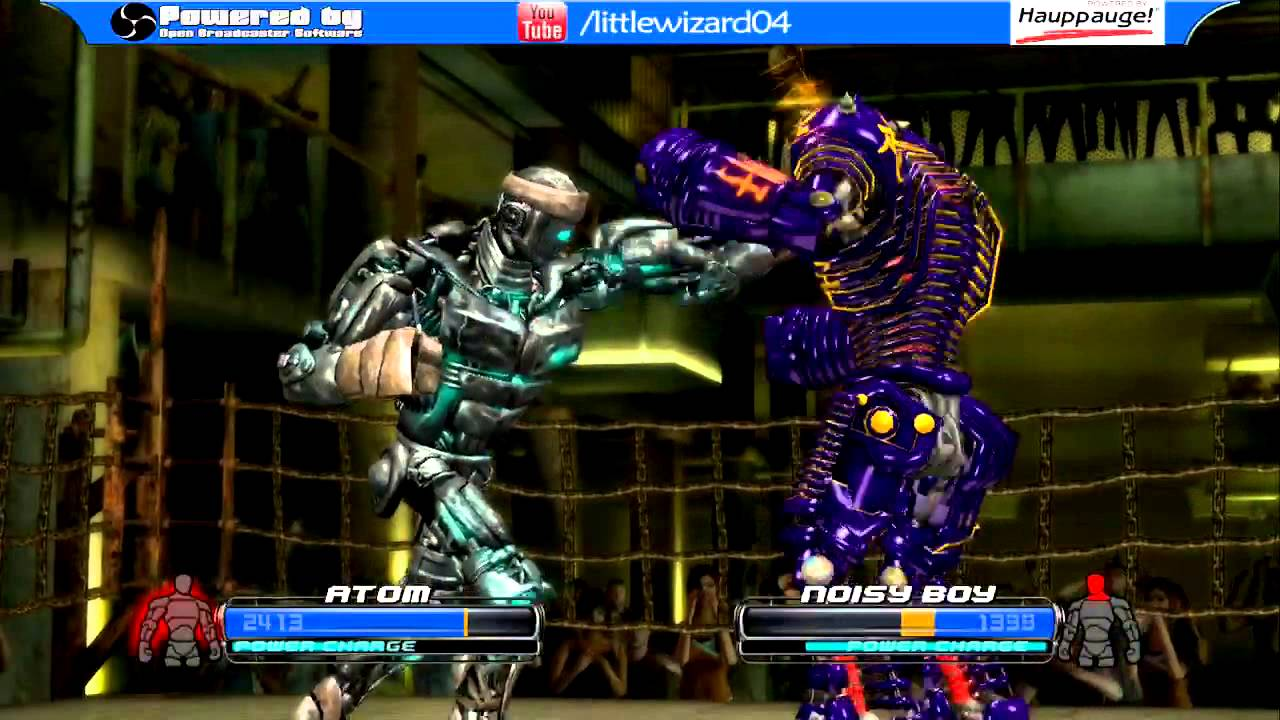 Real Steel Xbox 360 Game Download Free
