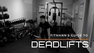 Deadlift  - Alternating Grip