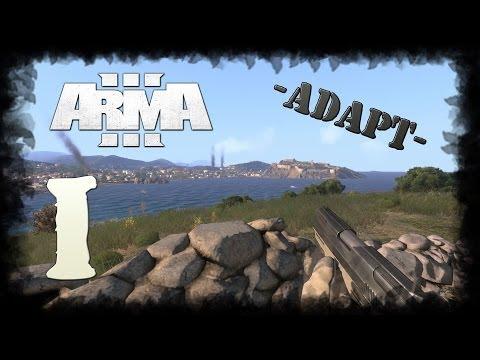 "ArmA 3 Kampagne ""Adapt"" [1/10] - Signal Lost - (Elite, german)"