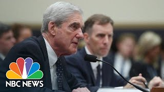 Robert Mueller Outlines Why He Did Not Subpoena President Donald Trump For Interview | NBC News