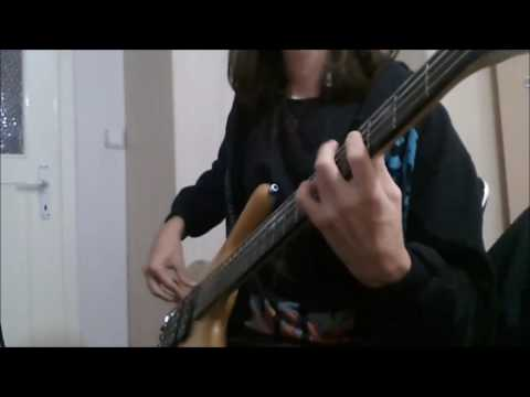 Insomnium - Lose to night Bass Cover