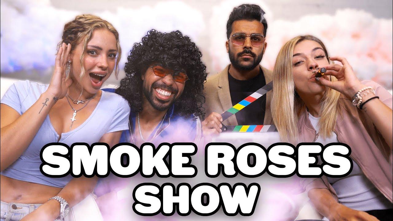 Getting high AF w/ Koala Puffs   Smoke Roses Show