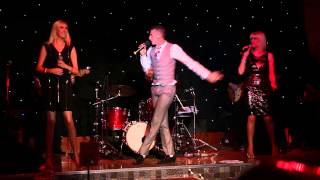"Harveys Point Cabaret August 2015 Crystal Swing  ""The Hucklebuck """