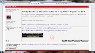 How To Make Money With The Warriorforum Internet Marketing Forum Complete Training