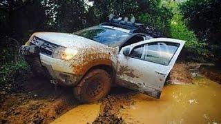 Видео Рено Дастер по бездорожью Renault Duster off road