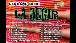 NONSTOP GENDANG SALIH LA JEGIR VOL 7 - MERANGAP VOCAL RIMTA BR GINTING || lagu karo MP3