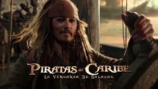 Piratas del Caribe: La Venganza de Salazar | Este Mes | HBO - HBO GO
