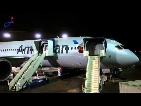 First American 787-8 dreamliner at Everett - N800AN