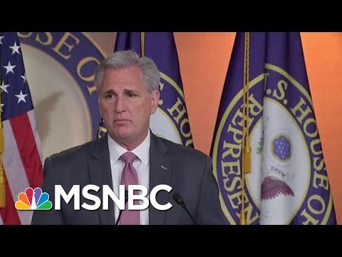Republicans Silent On Impeachment After Mueller Statement | Hardball | MSNBC
