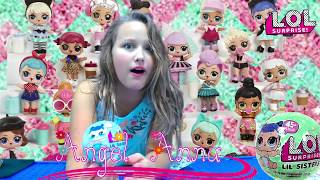 NEW LOL SURPRISE BABY DOLLS Lil Sisters Series 2 Dolls