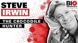 Steve Irwin Biography: The Crocodile Hunter