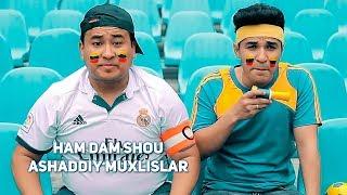 Ham Dam SHOU   Ashaddiy muxlislar | Хам Дам ШОУ   Ашаддий мухлислар