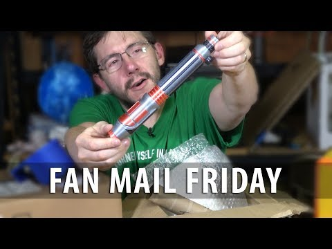 Fan Mail Friday! Josef Prusa Doesn't Have ALL Of The Haribo :)